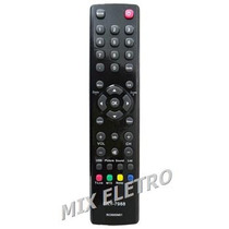 Controle Remoto Tv Led Lcd Philco Ph32e Ph32m4 Ph42m2 Ph46m
