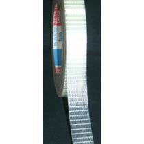 Fita Adesiva Filamentosa Trançada 25mmx50m