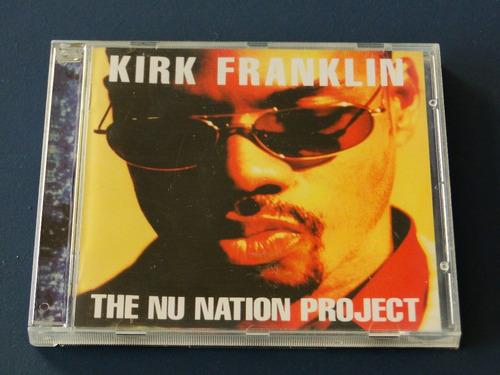 Cd Gospel Importado - Kirk Franklin - The Nu Nation ...
