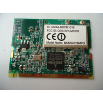 Wireless Para Notebook Acer Aspire 3003 Wlmi
