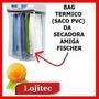 Secadora Fischer Amiga - Saco Plastico Reposicao Original