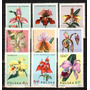 Ms1463 Polônia, Selos Com Tema Flora - Orquideas Diversas