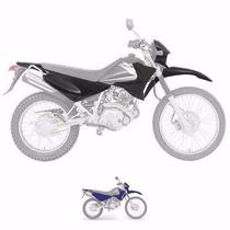 Kit De Carenagem Yamaha Xtz 125 - Até 2008 - Adesivado