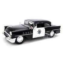 Buick Century 1955 Police Car 1:24 Maisto #31295