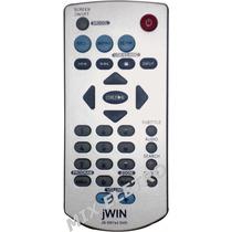 Controle Remoto Para Dvd Player Jwin Jd-vd762 Original