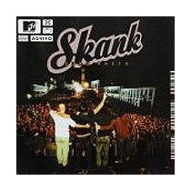 Cd Skank Ao Vivo Mtv (2001) - Novo Lacrado Original