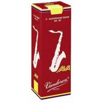 Palhetas Vandoren Java Red Cut Sax Tenor Nº 3