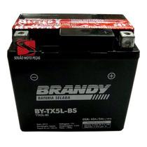 Bateria Brandy Ytx5 Titan Es,ks 150, Web100 Serjaomotopecas