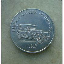 Moeda Carro Antigo, Pierce Arrow Model 66 - 1917 , 26mm