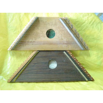 Cítara Ou Mini-harpa - Portatil - Usada - C/ 15 Cordas -leve