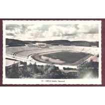 Cartão Postal Estádio Nacional Lisboa Portugal