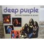 Deep Purple Live In Miami 1976 C/ Tommy Bolin Cd Duplo Phono