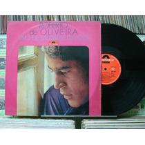 Roberto De Oliveira Vivo De Saudades De Você - Lp Polydor