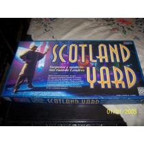 Jogo Scotland Yard Da Grow Com Manual / Regras