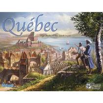 Quebec - Jogo De Tabuleiro Importado - Asmodee Ystari