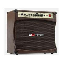 Promoção:amplificador Para Violão Borne - Infinit Cv12100