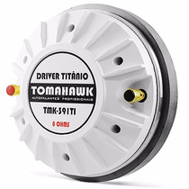 Driver Tomahawk Titânio Tmk 391ti Melhor Q D405 Trio, Video!