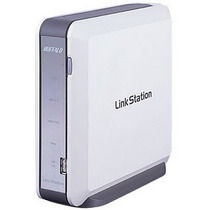 Nas Linkstation C Hd De 400gb + Usb