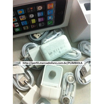 Original Apple Carregador Iphone 2 3g 3gs 4 4s 5g Ipad Ipod