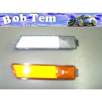 Lanterna Pisca Lateral P/choque Golf-/98 Esq/dir Ambar/crist
