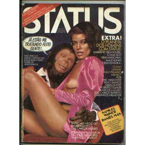 *sll*revista Status N.58 Marlene Planeta Dos Homens Ano 1975