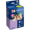 Kit De Impressão T5846 150 Papéis 10x15 + Cartucho Colorido