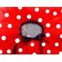 Tutu Minnie Vermelha - Saia De Tule -fantasia -festa -ballet