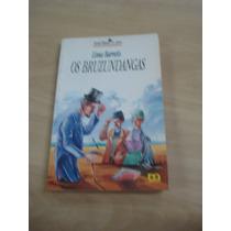 Os Bruzundangas - Col. Bom Livro - Lima Barreto