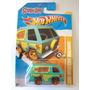 Van Mystery Machine Scooby-doo Hotwheels 2013