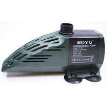 Bomba Submersa Boyu Fp 58a 2500l/h Com Proteção Fp58