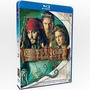 Blu-ray Piratas Do Caribe - O Baú Da Morte Disney