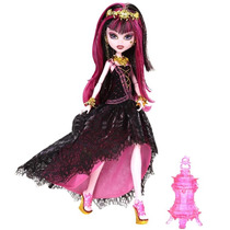 Boneca Monster High 13 Wishes - Draculaura - Mattel