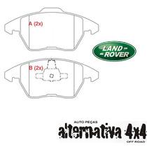 Pastilha Freio Dianteiro Land Rover Freelander 2002/2014