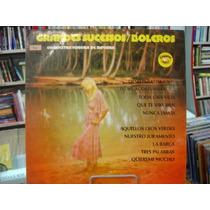 Lp - Orquestra Sonora De Havana - Grandes Sucessos / Boleros