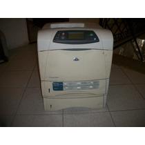 Impressora Hp Laserjet 4350 Dtn Com Nota Fiscal