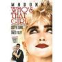 Dvd Quem É Essa Garota? / Dublado (1985) Madonna