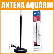 Antena Omni Interna Aquário C/ Base 8 Dbi + Cabo Sma 1 Metro