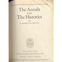 The Annals And The Histories - P. Cornelius Tacitus