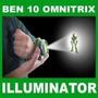 Relogio Do Ben 10 Omnimitrix Illuminator - Lançamento