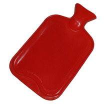 Bolsa Térmica Para Agua Quente Em Borracha 500ml Fa422