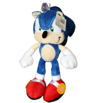 Pelúcia Super Sonic The Hedgehog! 25cm