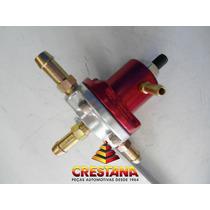 Dosador De Combustível Pequeno Vermelho Para Carburador