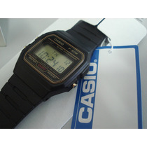 Relógio Casio Digital Clássico Série Ouro