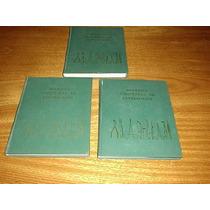 Livro Moderna Assistência De Enfermagem Vol.1, 2, E 3.