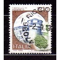 Itália 1980 * Castelo Rovereto * Trento * 500 L