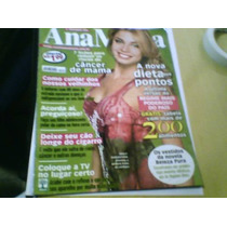 Revista Ana Maria Nº607 Mai08 Grazi Massafera