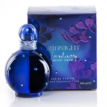 Perfume Fantasy Midnight 100ml - 100% Original E Lacrado