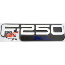 Emblema F-250 Xl - Mmf Auto Parts.
