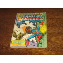 Almanaque Do Capitão América Nº 41 Outubr/1982 Editora Abril