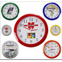 Relógio De Parede Com Logo, Logotipo Empresa, Foto, Etc...